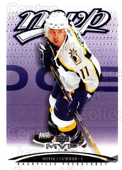 2003-04 Upper Deck MVP #235 David Legwand<br/>4 In Stock - $1.00 each - <a href=https://centericecollectibles.foxycart.com/cart?name=2003-04%20Upper%20Deck%20MVP%20%23235%20David%20Legwand...&quantity_max=4&price=$1.00&code=120682 class=foxycart> Buy it now! </a>