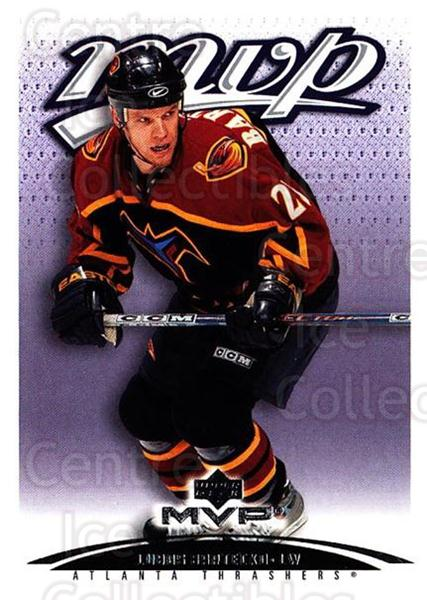 2003-04 Upper Deck MVP #24 Lubos Bartecko<br/>3 In Stock - $1.00 each - <a href=https://centericecollectibles.foxycart.com/cart?name=2003-04%20Upper%20Deck%20MVP%20%2324%20Lubos%20Bartecko...&quantity_max=3&price=$1.00&code=120686 class=foxycart> Buy it now! </a>
