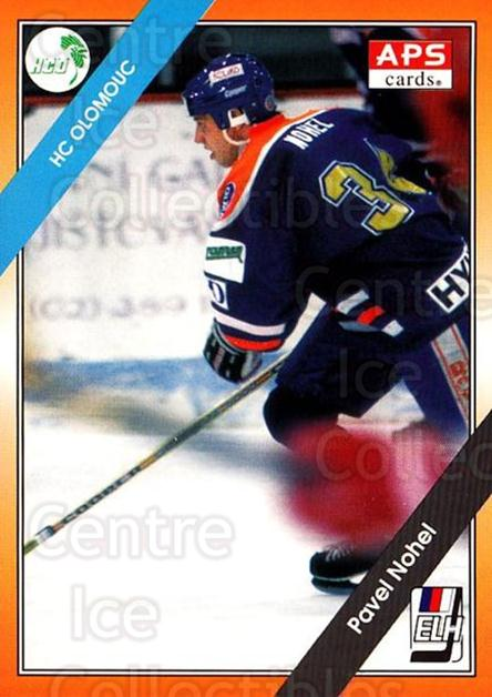 1994-95 Czech APS Extraliga #16 Pavel Nohel<br/>10 In Stock - $2.00 each - <a href=https://centericecollectibles.foxycart.com/cart?name=1994-95%20Czech%20APS%20Extraliga%20%2316%20Pavel%20Nohel...&quantity_max=10&price=$2.00&code=1206 class=foxycart> Buy it now! </a>