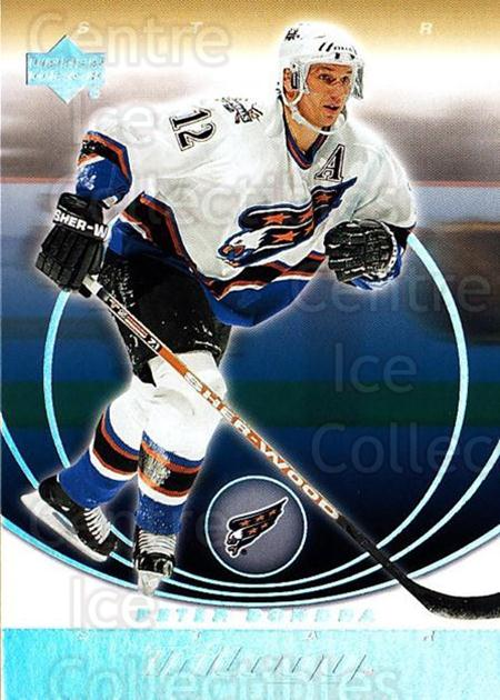 2003-04 UD Trilogy #99 Peter Bondra<br/>2 In Stock - $1.00 each - <a href=https://centericecollectibles.foxycart.com/cart?name=2003-04%20UD%20Trilogy%20%2399%20Peter%20Bondra...&quantity_max=2&price=$1.00&code=120917 class=foxycart> Buy it now! </a>