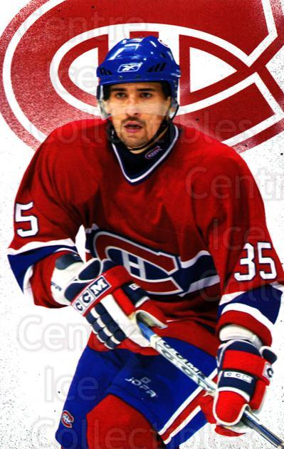 2005-06 Montreal Canadiens Postcards #14 Tomas Plekanec<br/>2 In Stock - $3.00 each - <a href=https://centericecollectibles.foxycart.com/cart?name=2005-06%20Montreal%20Canadiens%20Postcards%20%2314%20Tomas%20Plekanec...&quantity_max=2&price=$3.00&code=121542 class=foxycart> Buy it now! </a>