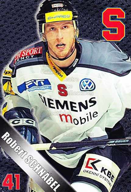 2004-05 Czech HC Sparta Praha Postcards #20 Robert Schnabel<br/>3 In Stock - $3.00 each - <a href=https://centericecollectibles.foxycart.com/cart?name=2004-05%20Czech%20HC%20Sparta%20Praha%20Postcards%20%2320%20Robert%20Schnabel...&quantity_max=3&price=$3.00&code=121599 class=foxycart> Buy it now! </a>