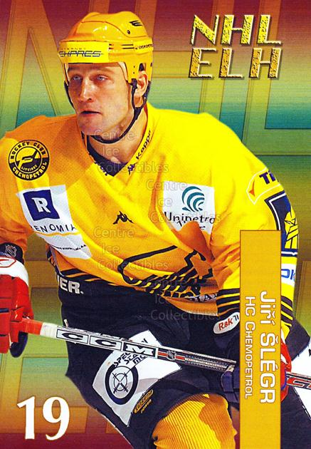 2004-05 Czech NHL ELH Postcards #13 Jiri Slegr<br/>5 In Stock - $3.00 each - <a href=https://centericecollectibles.foxycart.com/cart?name=2004-05%20Czech%20NHL%20ELH%20Postcards%20%2313%20Jiri%20Slegr...&quantity_max=5&price=$3.00&code=121615 class=foxycart> Buy it now! </a>