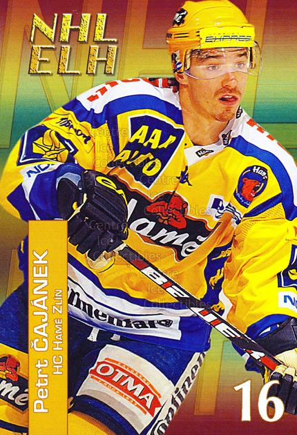 2004-05 Czech NHL ELH Postcards #2 Petr Cajanek<br/>4 In Stock - $3.00 each - <a href=https://centericecollectibles.foxycart.com/cart?name=2004-05%20Czech%20NHL%20ELH%20Postcards%20%232%20Petr%20Cajanek...&quantity_max=4&price=$3.00&code=121619 class=foxycart> Buy it now! </a>