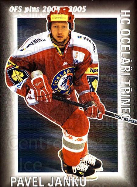 2004-05 Czech OFS Assist Leaders #11 Pavel Janku<br/>3 In Stock - $2.00 each - <a href=https://centericecollectibles.foxycart.com/cart?name=2004-05%20Czech%20OFS%20Assist%20Leaders%20%2311%20Pavel%20Janku...&quantity_max=3&price=$2.00&code=121629 class=foxycart> Buy it now! </a>