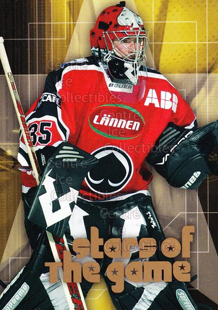 2004-05 Finnish Cardset Stars of the Game #4 Scott Langkow<br/>1 In Stock - $3.00 each - <a href=https://centericecollectibles.foxycart.com/cart?name=2004-05%20Finnish%20Cardset%20Stars%20of%20the%20Game%20%234%20Scott%20Langkow...&quantity_max=1&price=$3.00&code=121981 class=foxycart> Buy it now! </a>