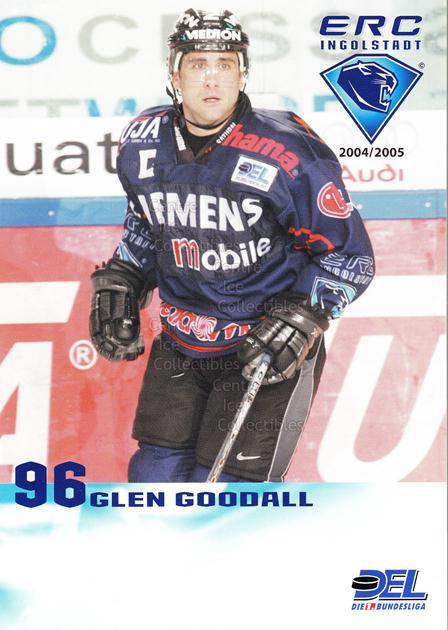 <a href=index.aspx?SetName=2004-05%20German%20Ingolstadt%20ERC%20Postcards>2004-05 German Ingolstadt ERC Postcards</a> #7 <a href=index.aspx?PlayerName=Glenn%20Goodall> Glenn Goodall</a><br/>2 in stock - $3.00 each - <a href=https://centericecollectibles.foxycart.com/cart?name=2004-05%20German%20Ingolstadt%20ERC%20Postcards%20%237%20Glenn%20Goodall...&price=$3.00&code=122380 class=foxycart> Buy it now! </a>