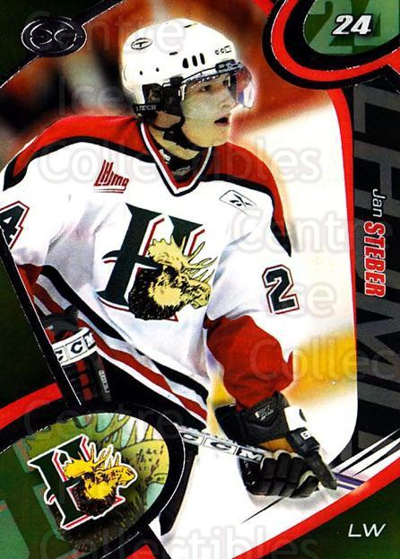 2004-05 Halifax Mooseheads #9 Jan Steber<br/>1 In Stock - $3.00 each - <a href=https://centericecollectibles.foxycart.com/cart?name=2004-05%20Halifax%20Mooseheads%20%239%20Jan%20Steber...&quantity_max=1&price=$3.00&code=122418 class=foxycart> Buy it now! </a>