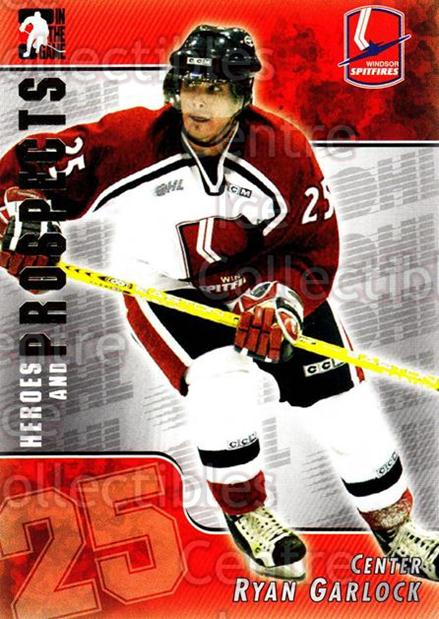 2004-05 ITG Heroes and Prospects #101 Ryan Garlock<br/>16 In Stock - $1.00 each - <a href=https://centericecollectibles.foxycart.com/cart?name=2004-05%20ITG%20Heroes%20and%20Prospects%20%23101%20Ryan%20Garlock...&quantity_max=16&price=$1.00&code=122931 class=foxycart> Buy it now! </a>