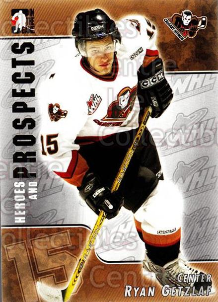 2004-05 ITG Heroes and Prospects #102 Ryan Getzlaf<br/>45 In Stock - $2.00 each - <a href=https://centericecollectibles.foxycart.com/cart?name=2004-05%20ITG%20Heroes%20and%20Prospects%20%23102%20Ryan%20Getzlaf...&quantity_max=45&price=$2.00&code=122932 class=foxycart> Buy it now! </a>