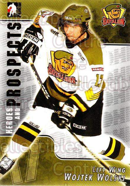 2004-05 ITG Heroes and Prospects #110 Wojtek Wolski<br/>18 In Stock - $1.00 each - <a href=https://centericecollectibles.foxycart.com/cart?name=2004-05%20ITG%20Heroes%20and%20Prospects%20%23110%20Wojtek%20Wolski...&quantity_max=18&price=$1.00&code=122939 class=foxycart> Buy it now! </a>