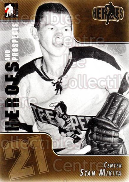 2004-05 ITG Heroes and Prospects #133 Stan Mikita<br/>18 In Stock - $2.00 each - <a href=https://centericecollectibles.foxycart.com/cart?name=2004-05%20ITG%20Heroes%20and%20Prospects%20%23133%20Stan%20Mikita...&quantity_max=18&price=$2.00&code=122957 class=foxycart> Buy it now! </a>
