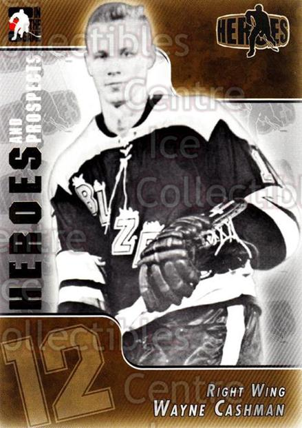 2004-05 ITG Heroes and Prospects #136 Wayne Cashman<br/>18 In Stock - $1.00 each - <a href=https://centericecollectibles.foxycart.com/cart?name=2004-05%20ITG%20Heroes%20and%20Prospects%20%23136%20Wayne%20Cashman...&quantity_max=18&price=$1.00&code=122960 class=foxycart> Buy it now! </a>