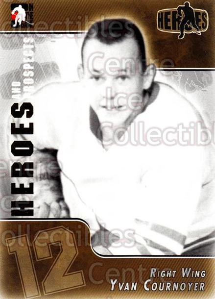 2004-05 ITG Heroes and Prospects #137 Yvan Cournoyer<br/>16 In Stock - $2.00 each - <a href=https://centericecollectibles.foxycart.com/cart?name=2004-05%20ITG%20Heroes%20and%20Prospects%20%23137%20Yvan%20Cournoyer...&quantity_max=16&price=$2.00&code=122961 class=foxycart> Buy it now! </a>