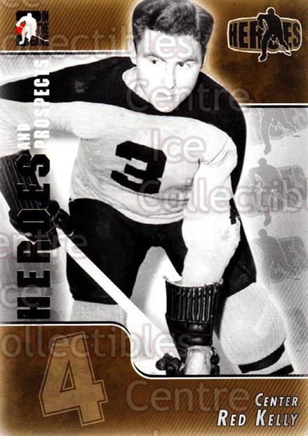 2004-05 ITG Heroes and Prospects #148 Red Kelly<br/>16 In Stock - $2.00 each - <a href=https://centericecollectibles.foxycart.com/cart?name=2004-05%20ITG%20Heroes%20and%20Prospects%20%23148%20Red%20Kelly...&quantity_max=16&price=$2.00&code=122973 class=foxycart> Buy it now! </a>