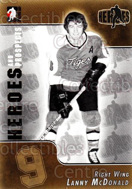 2004-05 ITG Heroes and Prospects #162 Lanny McDonald<br/>17 In Stock - $1.00 each - <a href=https://centericecollectibles.foxycart.com/cart?name=2004-05%20ITG%20Heroes%20and%20Prospects%20%23162%20Lanny%20McDonald...&quantity_max=17&price=$1.00&code=122989 class=foxycart> Buy it now! </a>