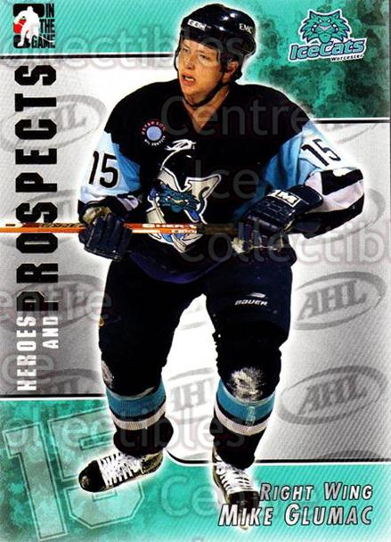 2004-05 ITG Heroes and Prospects #39 Mike Glumac<br/>17 In Stock - $1.00 each - <a href=https://centericecollectibles.foxycart.com/cart?name=2004-05%20ITG%20Heroes%20and%20Prospects%20%2339%20Mike%20Glumac...&quantity_max=17&price=$1.00&code=123026 class=foxycart> Buy it now! </a>