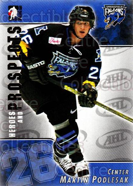 2004-05 ITG Heroes and Prospects #41 Martin Podlesak<br/>12 In Stock - $1.00 each - <a href=https://centericecollectibles.foxycart.com/cart?name=2004-05%20ITG%20Heroes%20and%20Prospects%20%2341%20Martin%20Podlesak...&quantity_max=12&price=$1.00&code=123029 class=foxycart> Buy it now! </a>