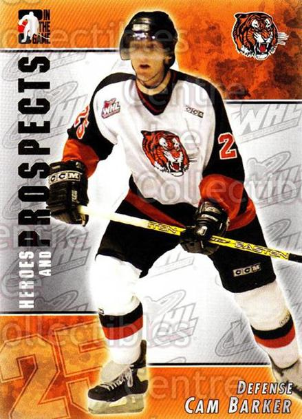 2004-05 ITG Heroes and Prospects #61 Cam Barker<br/>15 In Stock - $1.00 each - <a href=https://centericecollectibles.foxycart.com/cart?name=2004-05%20ITG%20Heroes%20and%20Prospects%20%2361%20Cam%20Barker...&quantity_max=15&price=$1.00&code=123050 class=foxycart> Buy it now! </a>