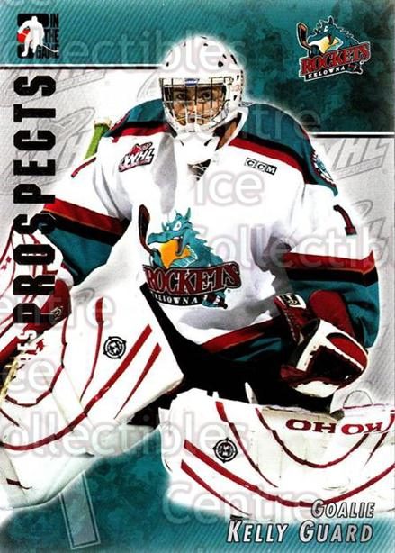 2004-05 ITG Heroes and Prospects #85 Kelly Guard<br/>17 In Stock - $1.00 each - <a href=https://centericecollectibles.foxycart.com/cart?name=2004-05%20ITG%20Heroes%20and%20Prospects%20%2385%20Kelly%20Guard...&quantity_max=17&price=$1.00&code=123071 class=foxycart> Buy it now! </a>