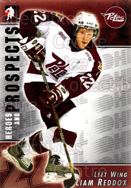 2004-05 ITG Heroes and Prospects #88 Liam Reddox<br/>11 In Stock - $1.00 each - <a href=https://centericecollectibles.foxycart.com/cart?name=2004-05%20ITG%20Heroes%20and%20Prospects%20%2388%20Liam%20Reddox...&quantity_max=11&price=$1.00&code=123074 class=foxycart> Buy it now! </a>