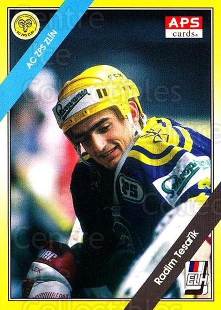 1994-95 Czech APS Extraliga #187 Radim Tesarik<br/>4 In Stock - $2.00 each - <a href=https://centericecollectibles.foxycart.com/cart?name=1994-95%20Czech%20APS%20Extraliga%20%23187%20Radim%20Tesarik...&quantity_max=4&price=$2.00&code=1231 class=foxycart> Buy it now! </a>
