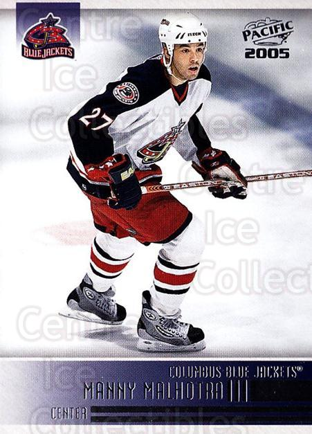 2004-05 Pacific #77 Manny Malhotra<br/>4 In Stock - $1.00 each - <a href=https://centericecollectibles.foxycart.com/cart?name=2004-05%20Pacific%20%2377%20Manny%20Malhotra...&quantity_max=4&price=$1.00&code=123316 class=foxycart> Buy it now! </a>
