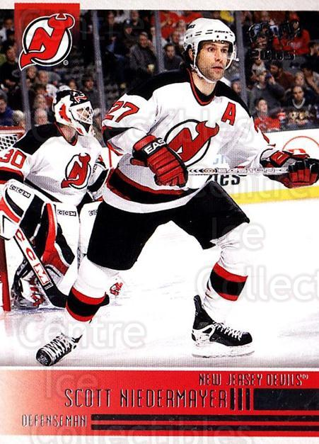 2004-05 Pacific #161 Scott Niedermayer<br/>5 In Stock - $1.00 each - <a href=https://centericecollectibles.foxycart.com/cart?name=2004-05%20Pacific%20%23161%20Scott%20Niedermay...&quantity_max=5&price=$1.00&code=123365 class=foxycart> Buy it now! </a>