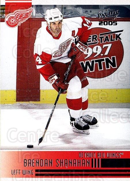 2004-05 Pacific #98 Brendan Shanahan<br/>4 In Stock - $1.00 each - <a href=https://centericecollectibles.foxycart.com/cart?name=2004-05%20Pacific%20%2398%20Brendan%20Shanaha...&quantity_max=4&price=$1.00&code=123414 class=foxycart> Buy it now! </a>