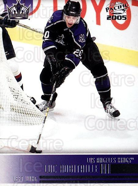 2004-05 Pacific #125 Luc Robitaille<br/>3 In Stock - $1.00 each - <a href=https://centericecollectibles.foxycart.com/cart?name=2004-05%20Pacific%20%23125%20Luc%20Robitaille...&quantity_max=3&price=$1.00&code=123557 class=foxycart> Buy it now! </a>