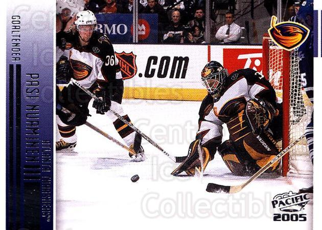 2004-05 Pacific #14 Pasi Nurminen<br/>4 In Stock - $1.00 each - <a href=https://centericecollectibles.foxycart.com/cart?name=2004-05%20Pacific%20%2314%20Pasi%20Nurminen...&quantity_max=4&price=$1.00&code=123573 class=foxycart> Buy it now! </a>