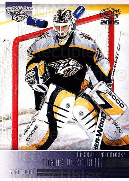 2004-05 Pacific #151 Tomas Vokoun<br/>4 In Stock - $1.00 each - <a href=https://centericecollectibles.foxycart.com/cart?name=2004-05%20Pacific%20%23151%20Tomas%20Vokoun...&quantity_max=4&price=$1.00&code=123585 class=foxycart> Buy it now! </a>