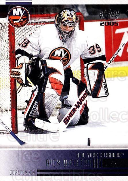 2004-05 Pacific #166 Rick DiPietro<br/>5 In Stock - $1.00 each - <a href=https://centericecollectibles.foxycart.com/cart?name=2004-05%20Pacific%20%23166%20Rick%20DiPietro...&quantity_max=5&price=$1.00&code=123592 class=foxycart> Buy it now! </a>