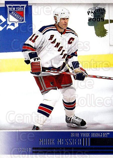 2004-05 Pacific #177 Mark Messier<br/>5 In Stock - $1.00 each - <a href=https://centericecollectibles.foxycart.com/cart?name=2004-05%20Pacific%20%23177%20Mark%20Messier...&quantity_max=5&price=$1.00&code=123604 class=foxycart> Buy it now! </a>