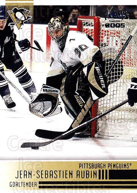 2004-05 Pacific #208 Jean-Sebastien Aubin<br/>3 In Stock - $1.00 each - <a href=https://centericecollectibles.foxycart.com/cart?name=2004-05%20Pacific%20%23208%20Jean-Sebastien%20...&quantity_max=3&price=$1.00&code=123630 class=foxycart> Buy it now! </a>