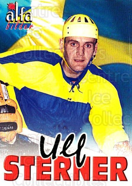 2004-05 Swedish Alfabilder Alfa Stars #49 Ulf Sterner<br/>3 In Stock - $2.00 each - <a href=https://centericecollectibles.foxycart.com/cart?name=2004-05%20Swedish%20Alfabilder%20Alfa%20Stars%20%2349%20Ulf%20Sterner...&quantity_max=3&price=$2.00&code=124033 class=foxycart> Buy it now! </a>