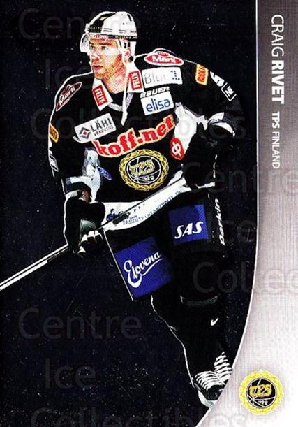 2004-05 Swedish Pure Skills #140 Craig Rivet<br/>7 In Stock - $2.00 each - <a href=https://centericecollectibles.foxycart.com/cart?name=2004-05%20Swedish%20Pure%20Skills%20%23140%20Craig%20Rivet...&quantity_max=7&price=$2.00&code=124236 class=foxycart> Buy it now! </a>