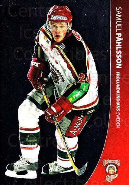 2004-05 Swedish Pure Skills #21 Samuel Pahlsson<br/>7 In Stock - $2.00 each - <a href=https://centericecollectibles.foxycart.com/cart?name=2004-05%20Swedish%20Pure%20Skills%20%2321%20Samuel%20Pahlsson...&quantity_max=7&price=$2.00&code=124246 class=foxycart> Buy it now! </a>