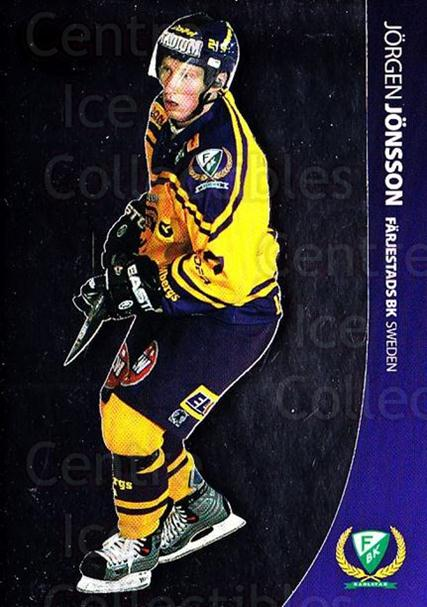 2004-05 Swedish Pure Skills #32 Jorgen Jonsson<br/>6 In Stock - $2.00 each - <a href=https://centericecollectibles.foxycart.com/cart?name=2004-05%20Swedish%20Pure%20Skills%20%2332%20Jorgen%20Jonsson...&quantity_max=6&price=$2.00&code=124256 class=foxycart> Buy it now! </a>