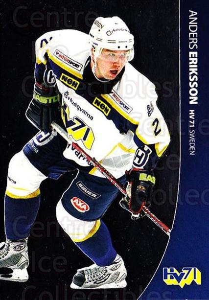 2004-05 Swedish Pure Skills #35 Anders Eriksson<br/>6 In Stock - $2.00 each - <a href=https://centericecollectibles.foxycart.com/cart?name=2004-05%20Swedish%20Pure%20Skills%20%2335%20Anders%20Eriksson...&quantity_max=6&price=$2.00&code=124258 class=foxycart> Buy it now! </a>