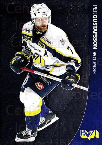 2004-05 Swedish Pure Skills #36 Per Gustafsson<br/>7 In Stock - $2.00 each - <a href=https://centericecollectibles.foxycart.com/cart?name=2004-05%20Swedish%20Pure%20Skills%20%2336%20Per%20Gustafsson...&quantity_max=7&price=$2.00&code=124259 class=foxycart> Buy it now! </a>