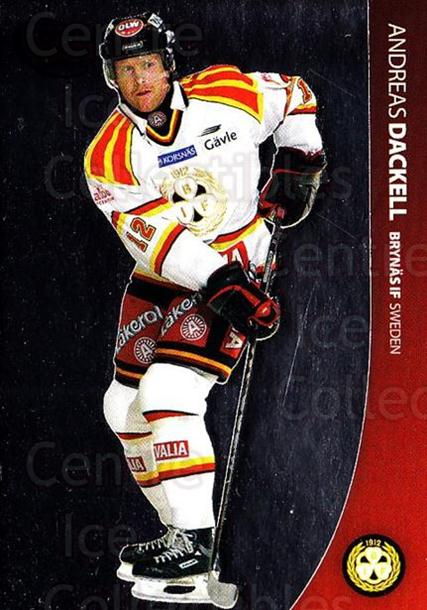 2004-05 Swedish Pure Skills #4 Andreas Dackell<br/>6 In Stock - $2.00 each - <a href=https://centericecollectibles.foxycart.com/cart?name=2004-05%20Swedish%20Pure%20Skills%20%234%20Andreas%20Dackell...&quantity_max=6&price=$2.00&code=124263 class=foxycart> Buy it now! </a>