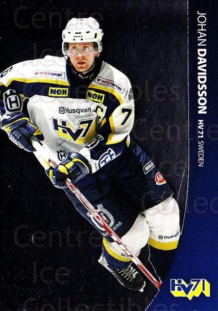 2004-05 Swedish Pure Skills #40 Johan Davidsson<br/>7 In Stock - $2.00 each - <a href=https://centericecollectibles.foxycart.com/cart?name=2004-05%20Swedish%20Pure%20Skills%20%2340%20Johan%20Davidsson...&quantity_max=7&price=$2.00&code=124264 class=foxycart> Buy it now! </a>