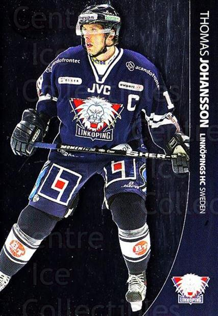 2004-05 Swedish Pure Skills #43 Thomas Johansson<br/>7 In Stock - $2.00 each - <a href=https://centericecollectibles.foxycart.com/cart?name=2004-05%20Swedish%20Pure%20Skills%20%2343%20Thomas%20Johansso...&quantity_max=7&price=$2.00&code=124267 class=foxycart> Buy it now! </a>