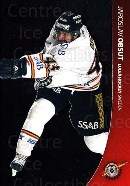 2004-05 Swedish Pure Skills #51 Jaroslav Obsut<br/>6 In Stock - $2.00 each - <a href=https://centericecollectibles.foxycart.com/cart?name=2004-05%20Swedish%20Pure%20Skills%20%2351%20Jaroslav%20Obsut...&quantity_max=6&price=$2.00&code=124276 class=foxycart> Buy it now! </a>