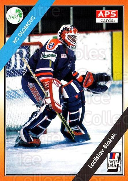 1994-95 Czech APS Extraliga #2 Ladislav Blazek<br/>2 In Stock - $2.00 each - <a href=https://centericecollectibles.foxycart.com/cart?name=1994-95%20Czech%20APS%20Extraliga%20%232%20Ladislav%20Blazek...&quantity_max=2&price=$2.00&code=1242 class=foxycart> Buy it now! </a>