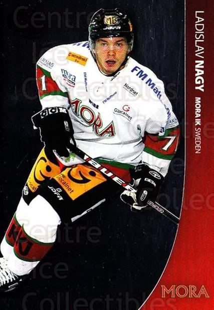 2004-05 Swedish Pure Skills #79 Ladislav Nagy<br/>2 In Stock - $2.00 each - <a href=https://centericecollectibles.foxycart.com/cart?name=2004-05%20Swedish%20Pure%20Skills%20%2379%20Ladislav%20Nagy...&quantity_max=2&price=$2.00&code=124303 class=foxycart> Buy it now! </a>