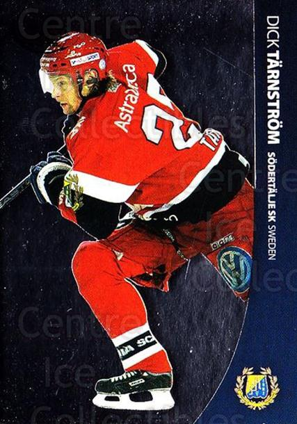 2004-05 Swedish Pure Skills #82 Dick Tarnstrom<br/>5 In Stock - $2.00 each - <a href=https://centericecollectibles.foxycart.com/cart?name=2004-05%20Swedish%20Pure%20Skills%20%2382%20Dick%20Tarnstrom...&quantity_max=5&price=$2.00&code=124307 class=foxycart> Buy it now! </a>