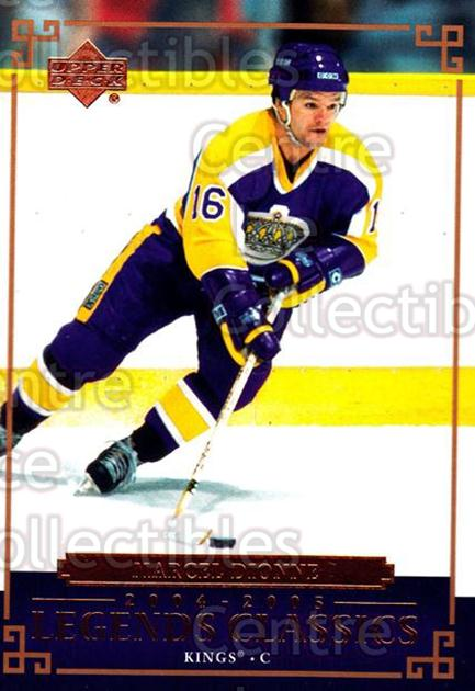 2004-05 UD Legends Classics #39 Marcel Dionne<br/>11 In Stock - $1.00 each - <a href=https://centericecollectibles.foxycart.com/cart?name=2004-05%20UD%20Legends%20Classics%20%2339%20Marcel%20Dionne...&quantity_max=11&price=$1.00&code=124509 class=foxycart> Buy it now! </a>
