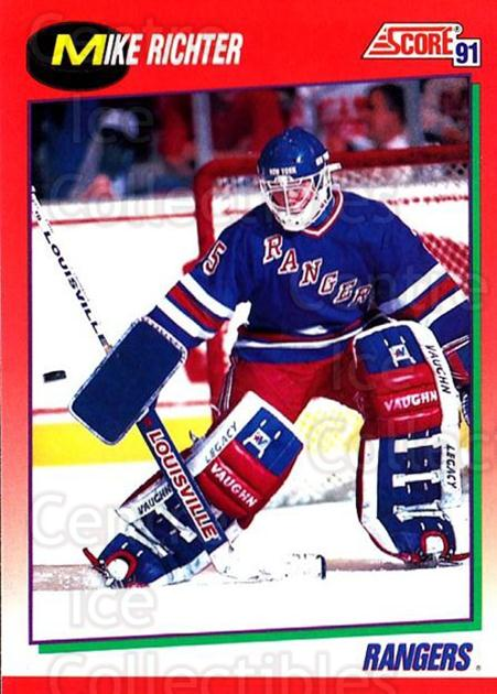1991-92 Score Canadian English #120 Mike Richter<br/>2 In Stock - $1.00 each - <a href=https://centericecollectibles.foxycart.com/cart?name=1991-92%20Score%20Canadian%20English%20%23120%20Mike%20Richter...&quantity_max=2&price=$1.00&code=12479 class=foxycart> Buy it now! </a>
